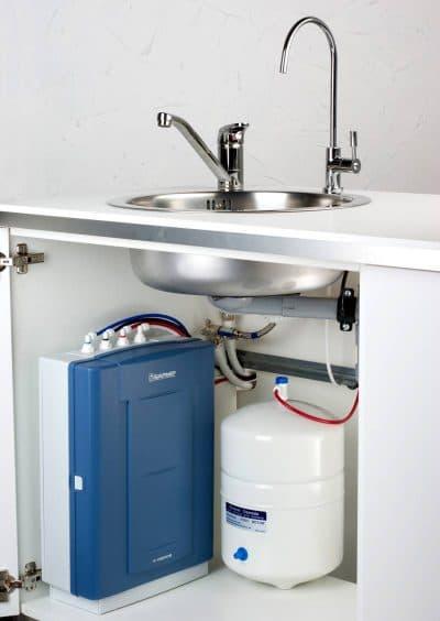 фильтры для воды под мойку обратного осмоса