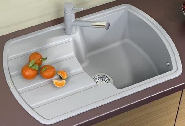 керамическая мойка для кухни Florentina
