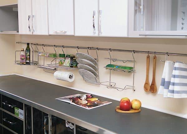 комплектующие рабочей зоны кухни