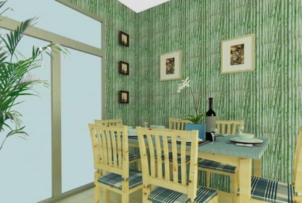фотообои на стену на кухню в эко стиле
