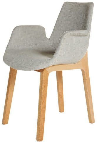 стул для кухни с подлокотниками Ikea