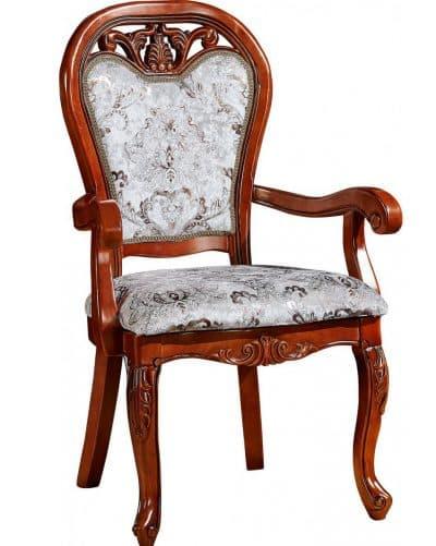 стул для кухни с подлокотниками Три Я