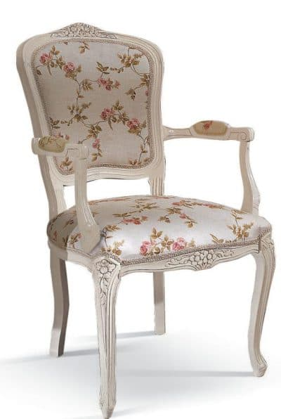 стул для кухни с подлокотниками Alexander Rose
