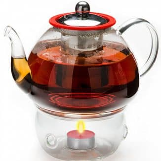 заварка чайника