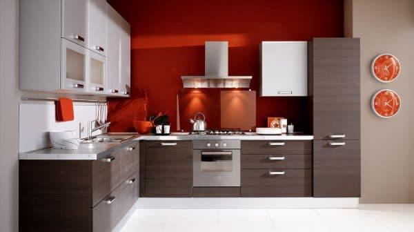 современные кухонные гарнитуры модерн