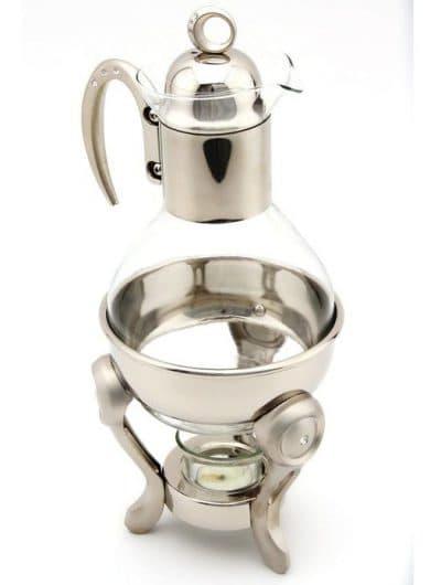 заварочный чайник с подогревом MARQUIS