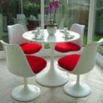 Обзор стильных стульев для кухни
