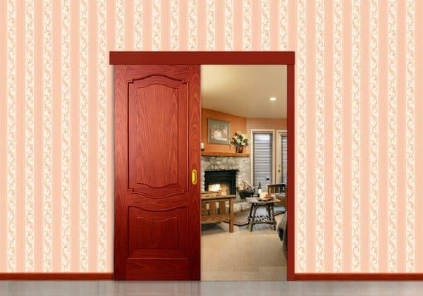 раздвижные двери на кухню из Мдф