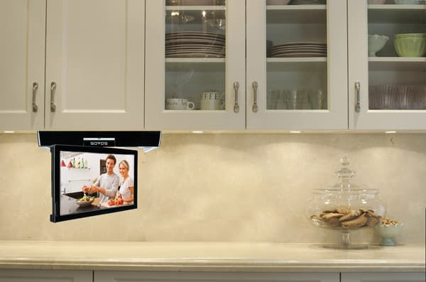 встраиваемый телевизор для кухни с wi-fi