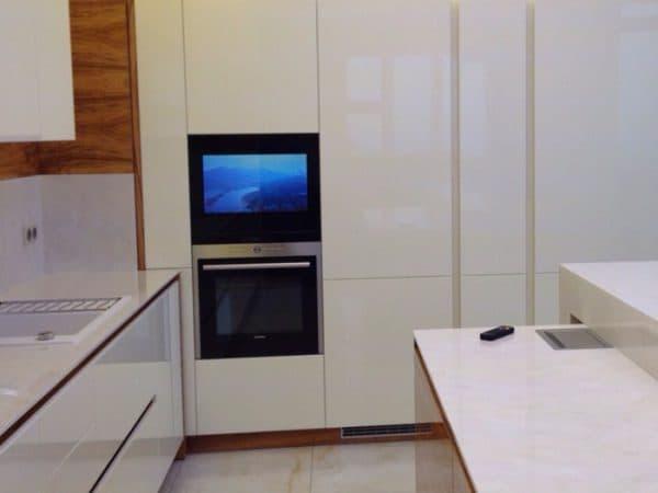 встраиваемый телевизор для кухни sk 215a11