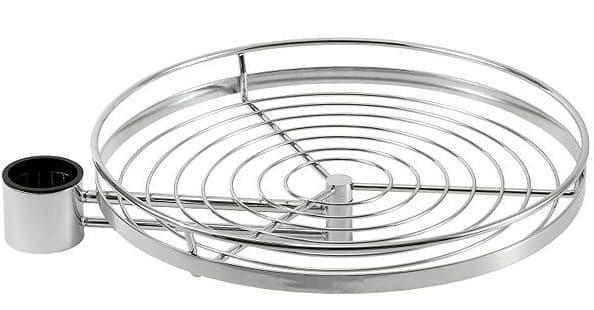 круглые полки для рейлинга для кухни