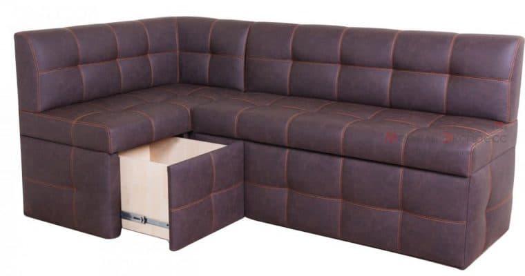 кухонный диван с ящиком для хранения Аркор