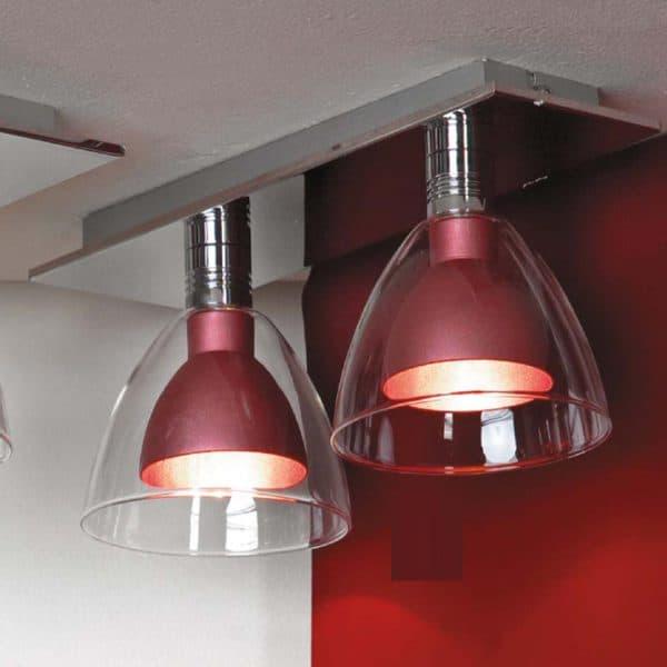 потолочный накладной светильник для кухни